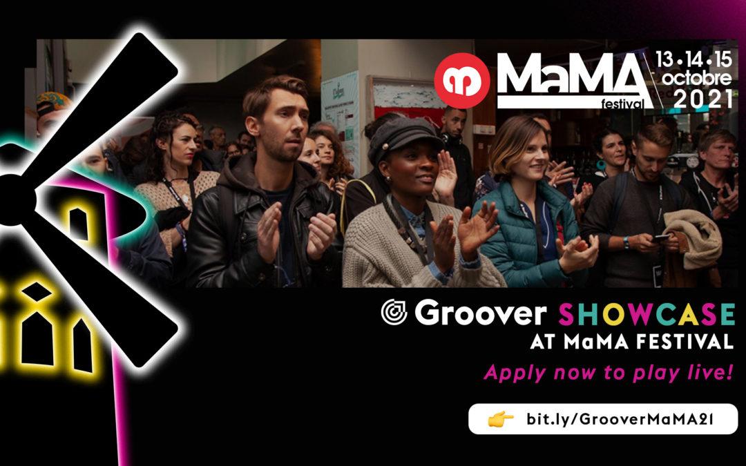 Last chance to play at #MaMA21 !
