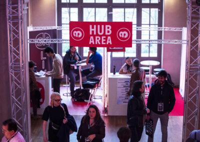 Hub Area © Noémie Coissac