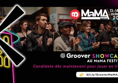 Dernière chance pour tenter de jouer à #MaMAFestival21 !